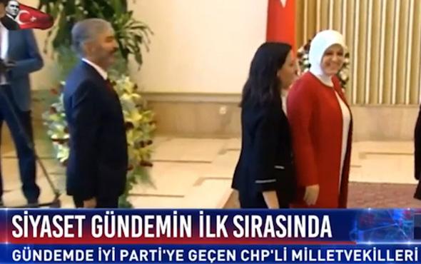 CHP'den İyi Parti'ye geçen vekile 'tarihe geçtin' tepkisi