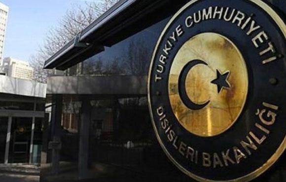 Trump'ın '1915 Olayları' açıklamasına Türkiye'den cevap