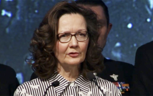 CIA Direktörlüğüne 'işkenceci' Haspel vekalet edecek