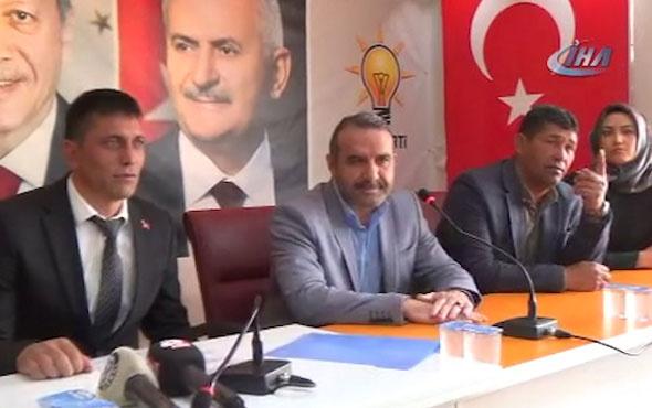Ömer Halisdemir'in kardeşi Soner Halisdemir AK Parti'den aday adayı oldu
