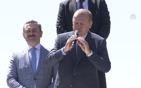 Erdoğan: 24 Haziran demokratik tokadın vurulduğu gün olacak