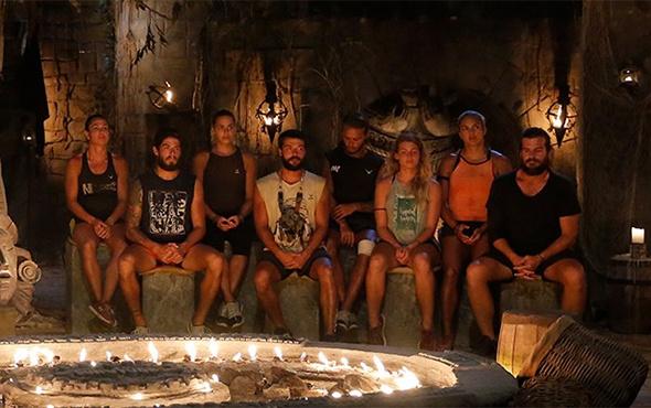 Survivor 28 Nisan 2018 kim elenecek?