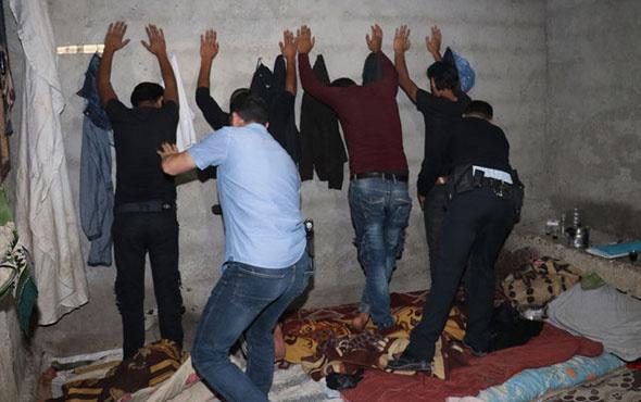 Adana'da DEAŞ'a 1 Mayıs operasyonu! Yakalanmamak için...