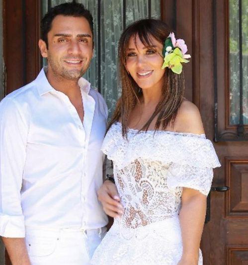 Seren Serengil Yaşar İpek bugün nişanlanıyor işte Seren'in kıyafeti