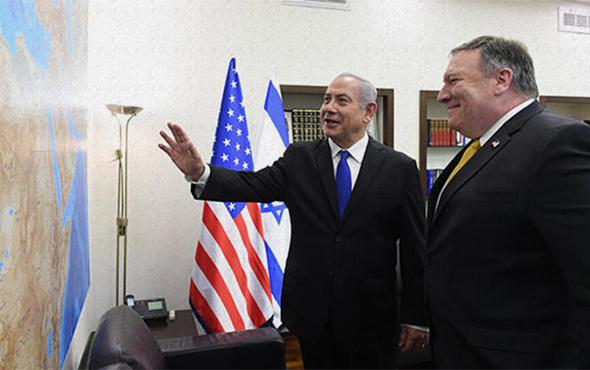 ABD ve İsrail'den temas: Dikkat çekti!