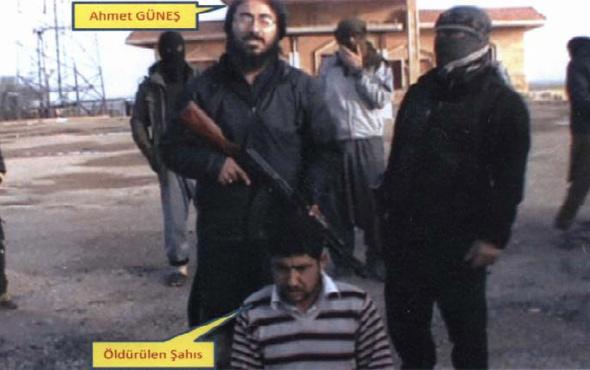 Ankara Garı sanığının infaz görüntüleri ortaya çıktı