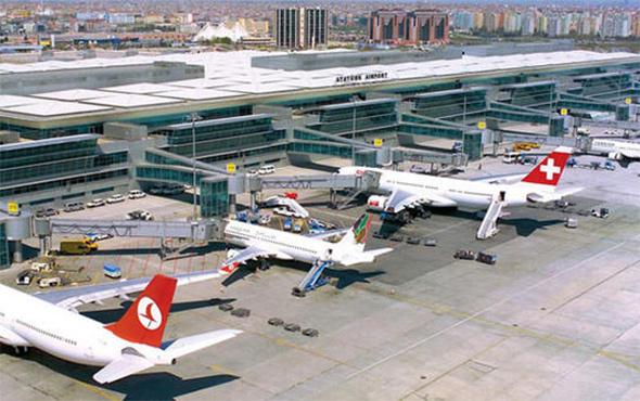 Avrupa hava sahası kilitlendi: Türkiye'de etkileniyor!