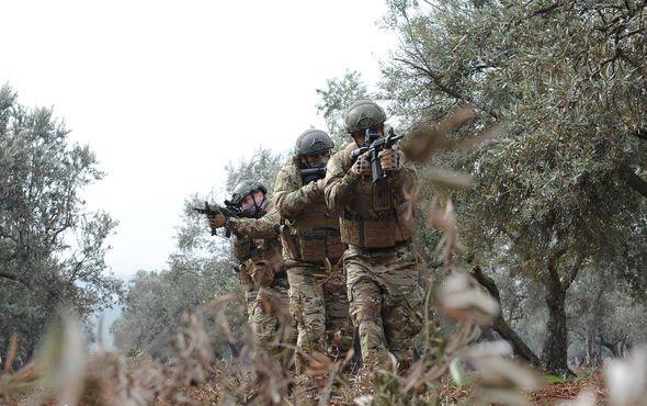 Afrin kahramanları için Bakanlık'tan flaş talimat!