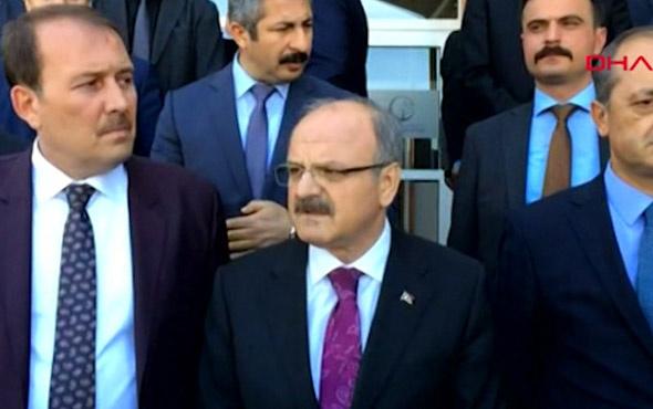 Eskişehir Valisi'nin açıklamaları