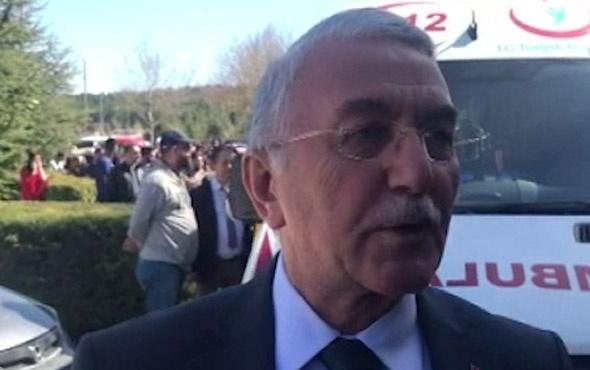 Eskişehir Osmangazi Üniversitesi Rektör. Prof. Dr. Hasan Gönen açıklamaları