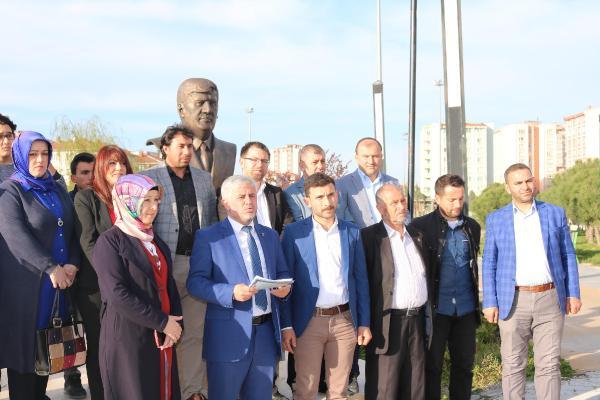 CHP'li belediye başkanı parka kendi büstünü yaptırdı! - Sayfa 2