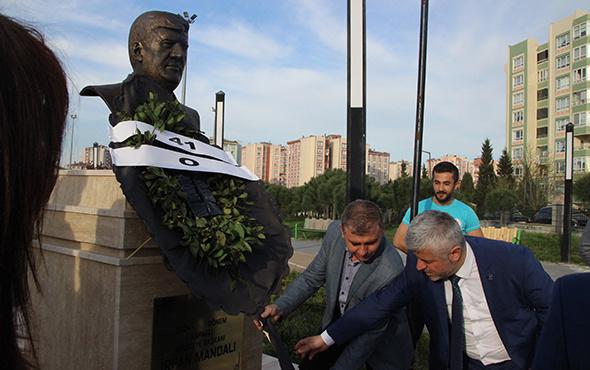 CHP'li belediye başkanı parka kendi büstünü yaptırdı! - Sayfa 4