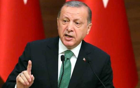 Erdoğan: Rezil oluruz diye vazgeçtiler