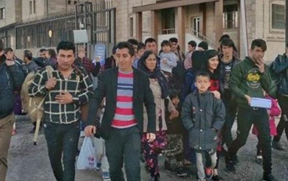 Erzurum'da yakalanan göçmenlere ne olacak?