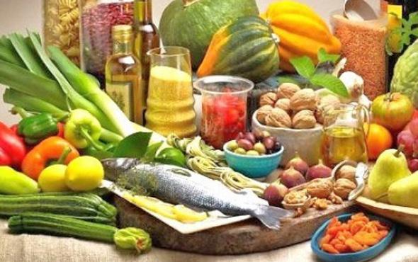 Kolesterolü düşüren yiyecekler neler hepsi şifa kaynağı