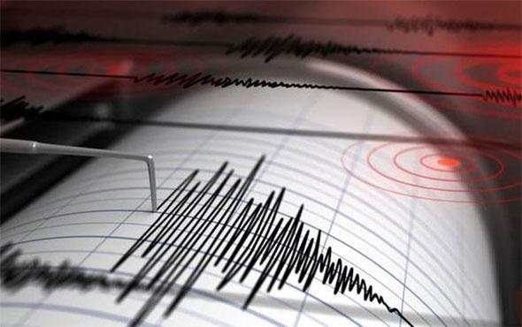 Ege'de bir deprem daha! Bu kez orası sallandı