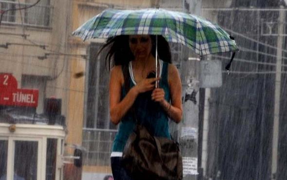 Meteoroloji son tahmini açıkladı! Yağış geliyor