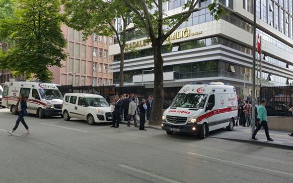 Ankara'da zehirlenme teşhisiyle 40 kişi tedavi altında