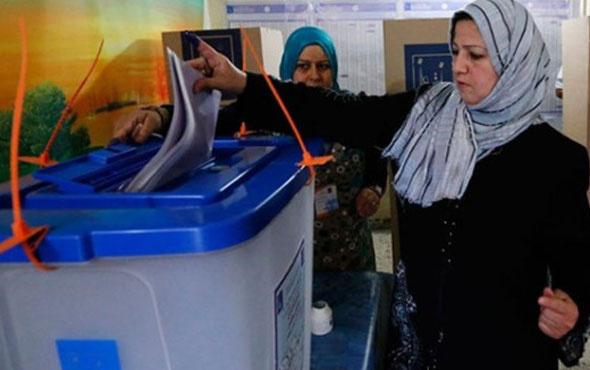 Irak'ta seçim sonuçları belli oldu! İşte kazanan parti
