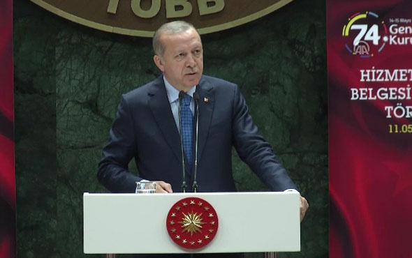 Cumhurbaşkanı Erdoğan'dan İngiliz yatırımcılara çağrı