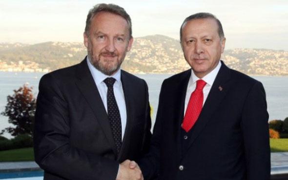 İzzetbegoviç'ten Erdoğan ve Balkanlar mesajı