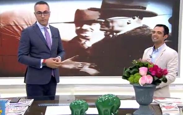 Murat Güloğlu, Kanal D'ye böyle veda etti!