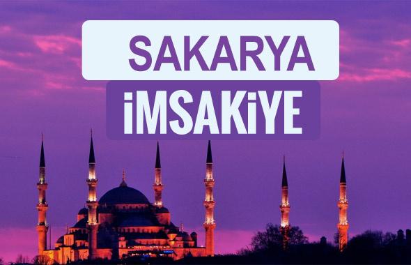 Sakarya iftar saati sahur imsak vakti-2018 Sakarya İmsakiyesi