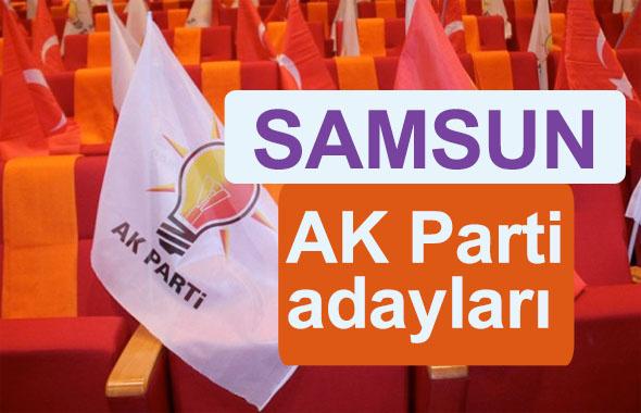 AK Parti Samsun milletvekili adayları kimler 2018 listesi