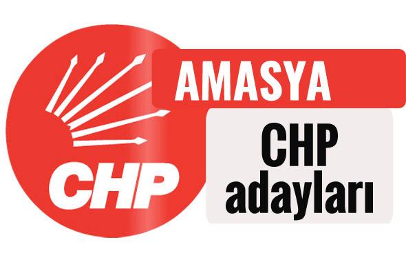 CHP Amasya milletvekili adayları kimler 2018 listesi