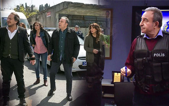 Kanal D'nin Arka Sokaklar dizisinde son karar 'Bu iş bitti...'