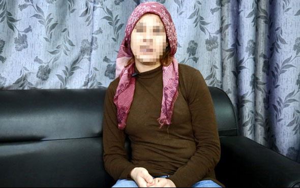 PKK'lı kadın teröristin anlattıkları kan dondurdu! 2 gün boyunca...