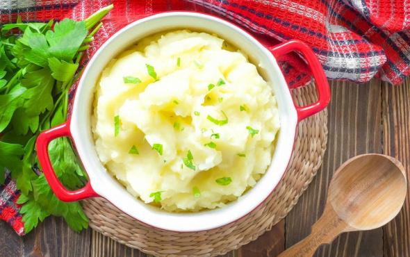 Patates püresi nasıl yapılır?