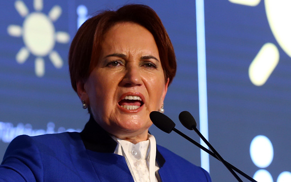 Meral Akşener'den Yusuf Halaçoğlu açıklaması