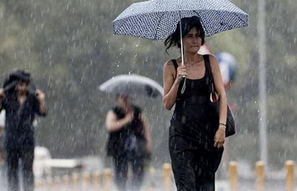 Ankara hava durumu kötü İstanbul için de kritik saat verildi