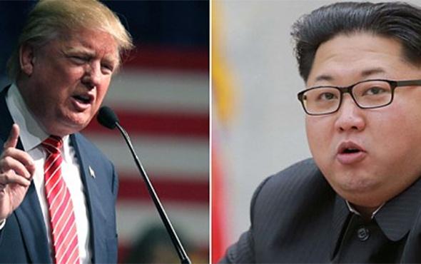 Flaş Kuzey Kore açıklaması: Trump'tan 'U' dönüşü!