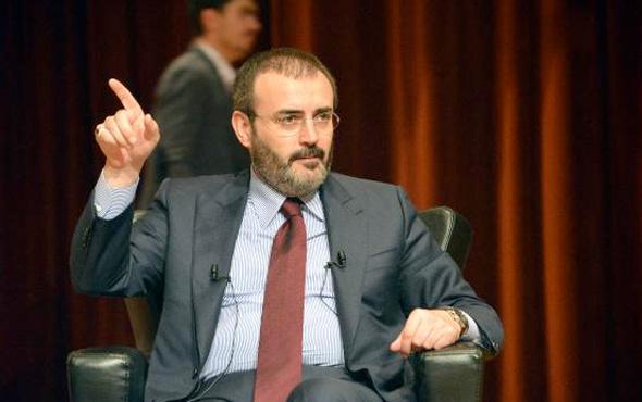 Mahir Ünal AK Parti'nin oy oranını açıkladı