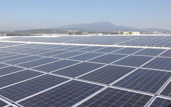 Evine güneş paneli kur aylık 800 lira gelir elde et