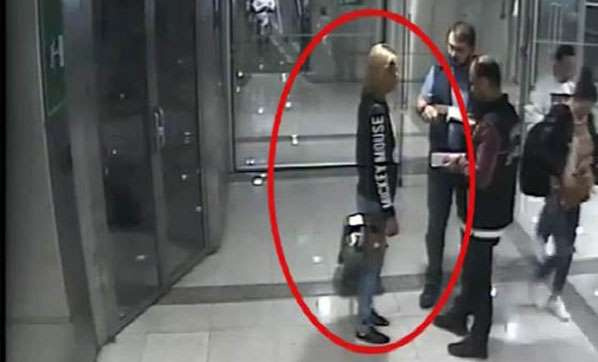 Atatürk Havalimanı'nda şoke eden görüntü! - Sayfa 1