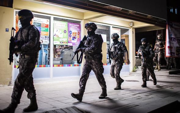 Ankara'da büyük operasyon çok sayıda gözaltı var