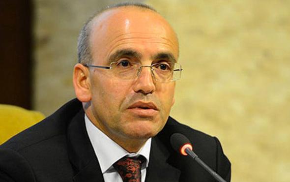 Mehmet Şimşek'ten ekonomiyle ilgili flaş açıklama
