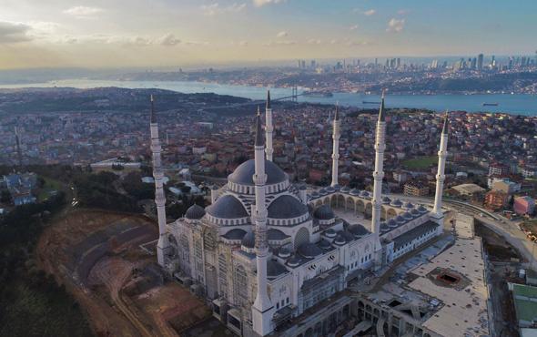 Çamlıca Camii'nde flaş gelişme Erdoğan Kadir gecesi demişti