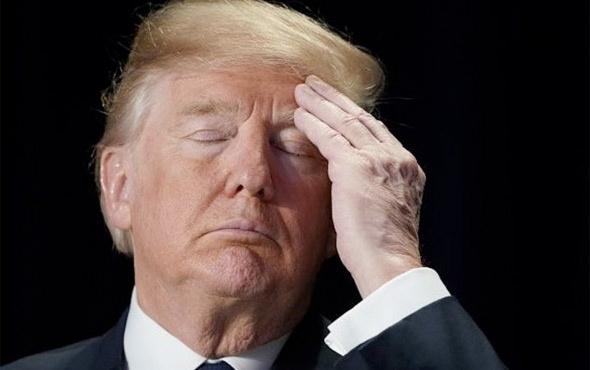 Donald Trump ABD'nin sırrı ifşa etti