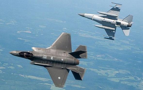 F-35 eğitimi için ABD'ye gönderildi FETÖ'den gözaltı kararı çıktı