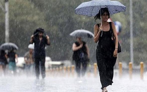 Meteoroloji'den son dakika uyarısı! Bu illerde yaşayanlar DİKKAT!