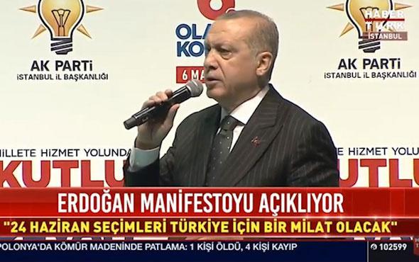 Cumhurbaşkanı Erdoğan'dan flaş açıklamalar! Ahdim olsun ki...