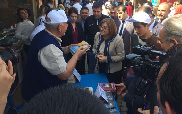 Gaziantep'te 4'üncü Kitap ve Kültür Günleri'ne yoğun ilgi