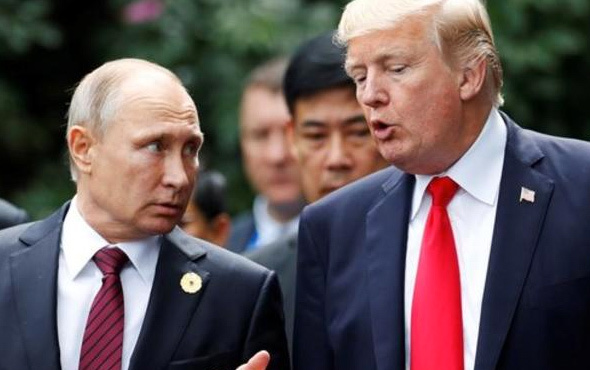 Vladimir Putin'den dolar hamlesi