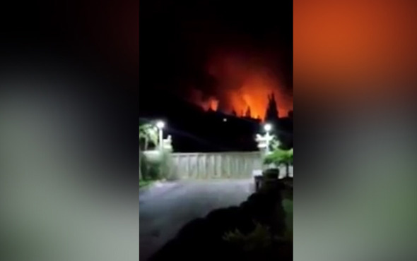 İsrail Suriye'yi hedef aldı! 8 İranlı hayatını kaybetti