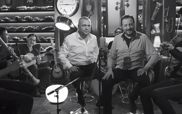 Oktay Kaynarca ve Ercan Saatçi düet yaptı sosyal medya yıkıldı