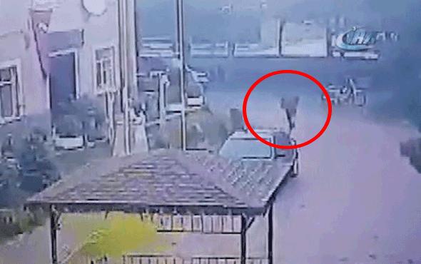 Belediye Başkanının öldürdüğü anın görüntüsü ortaya çıktı!